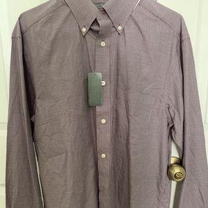 Men's Dress Shirt- Daniel Cremieux Signature
